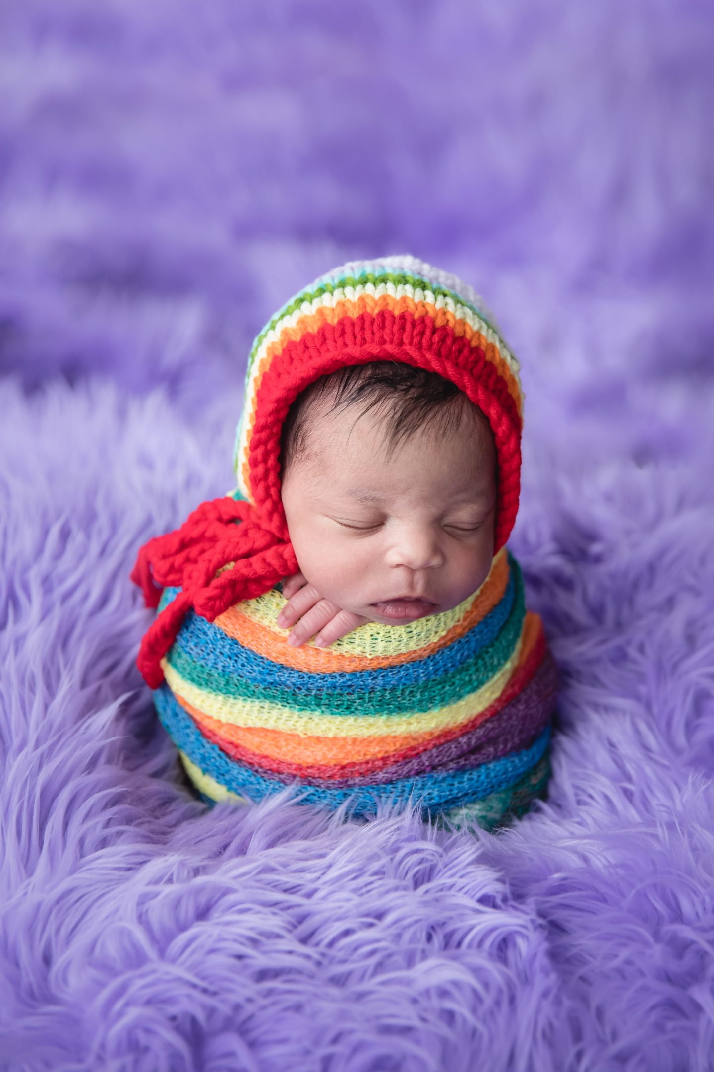 Rainbow baby after pregnancy loss and miscarriage