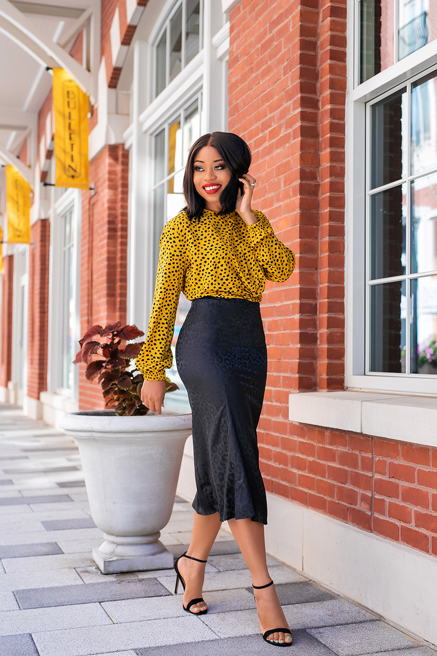 what to wear for fall, animal print