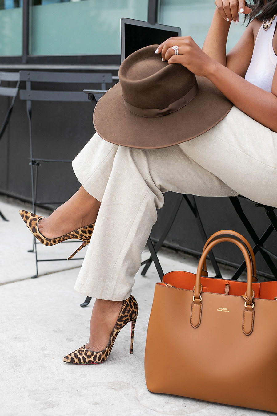 neutral colors details for fall