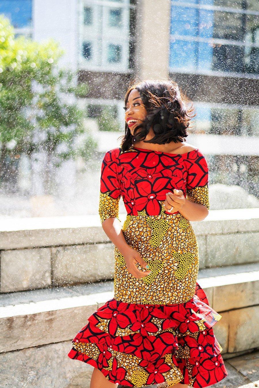 Stella-Adewunmi-of-Jadore-Fashion-shares-her-ankara-off-shoulder-dress