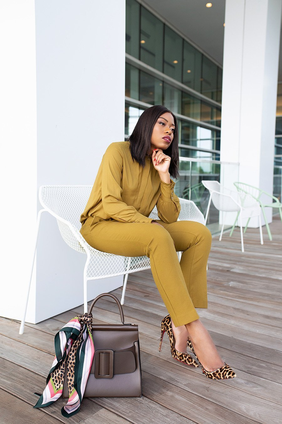 Stella-Adewunmi-shares-what-to-wear-to-work-today