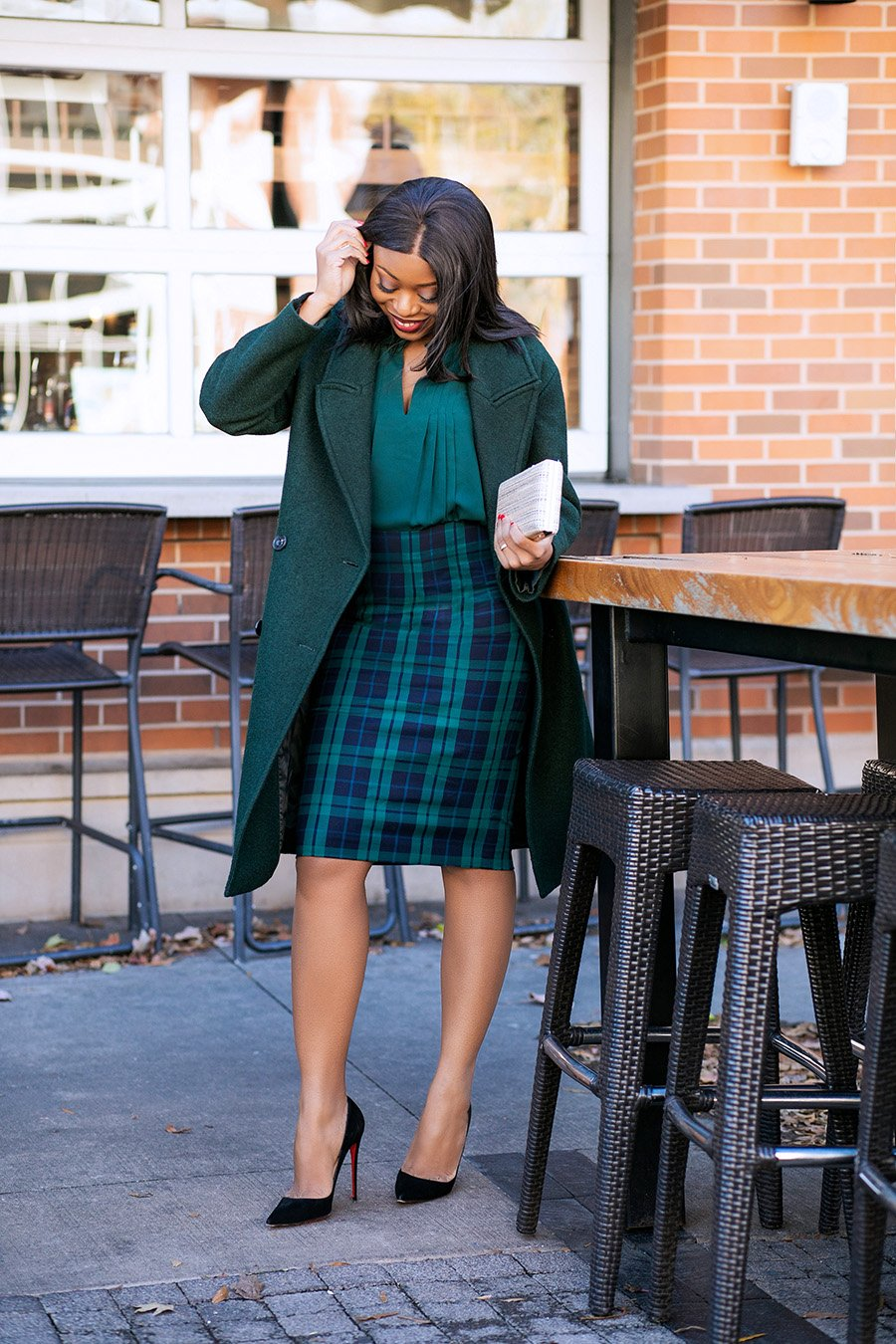 stella-adewunmi-shares-holiday-outfits-for-every-occasion-in-plaid