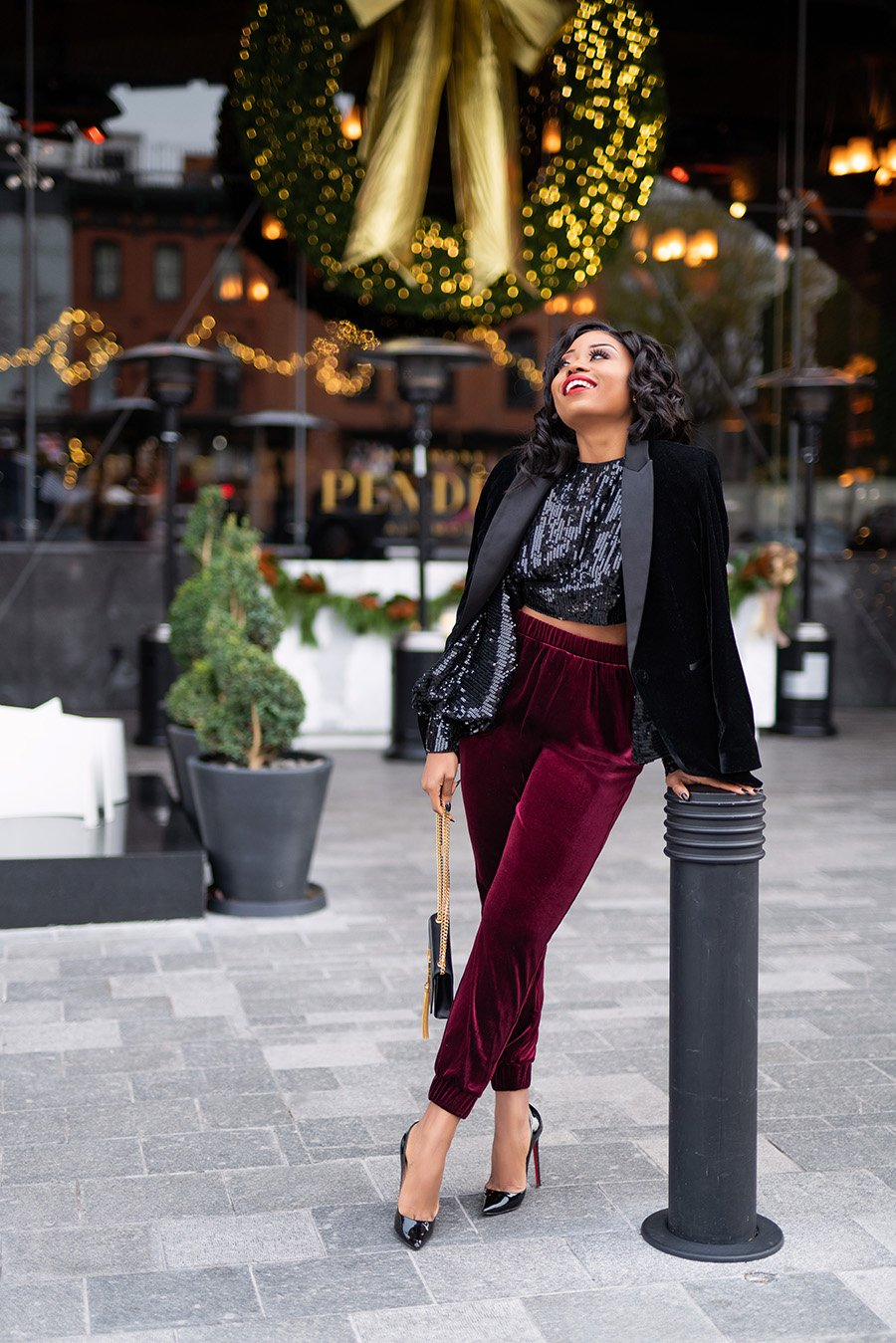 stella-adewunmi-share-comfortable-and-chic-NYE-holiday-outfit