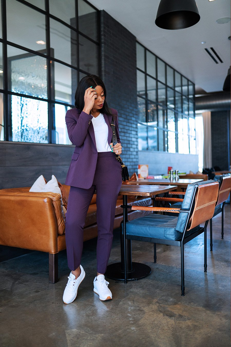 Stella-Adewunmi-of-jadore-fashion-colored-suits-and-sneakers