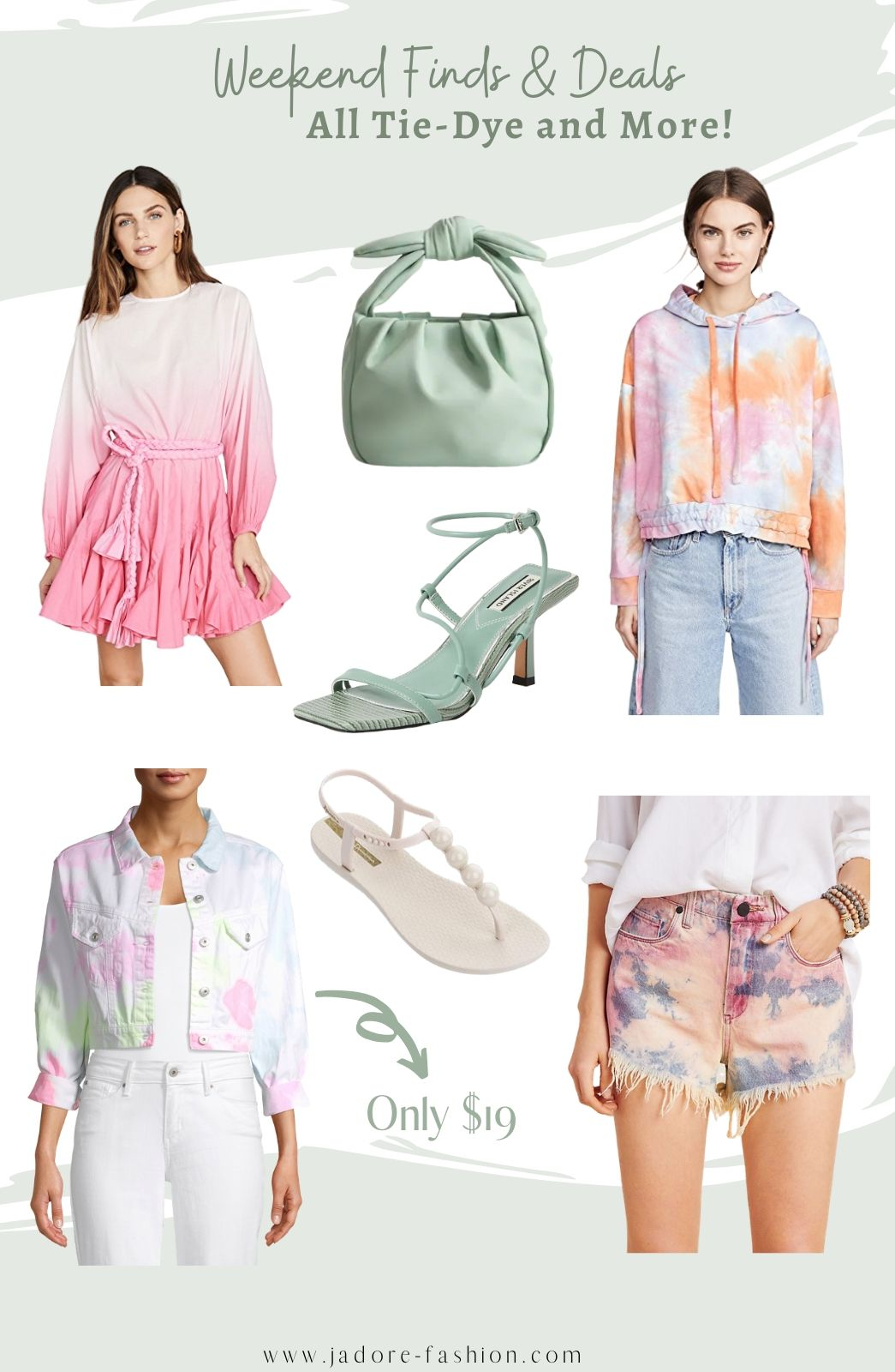Weekend Finds And Deals: Tie Dye