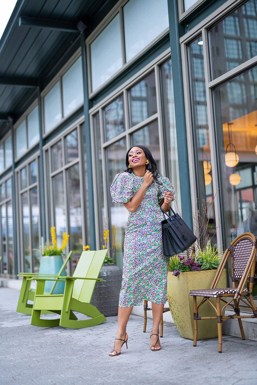 stella-adewunmi-of-jadore-fashion-blog-share-what-to-wear-this-spring-puffy-sleeve-dress
