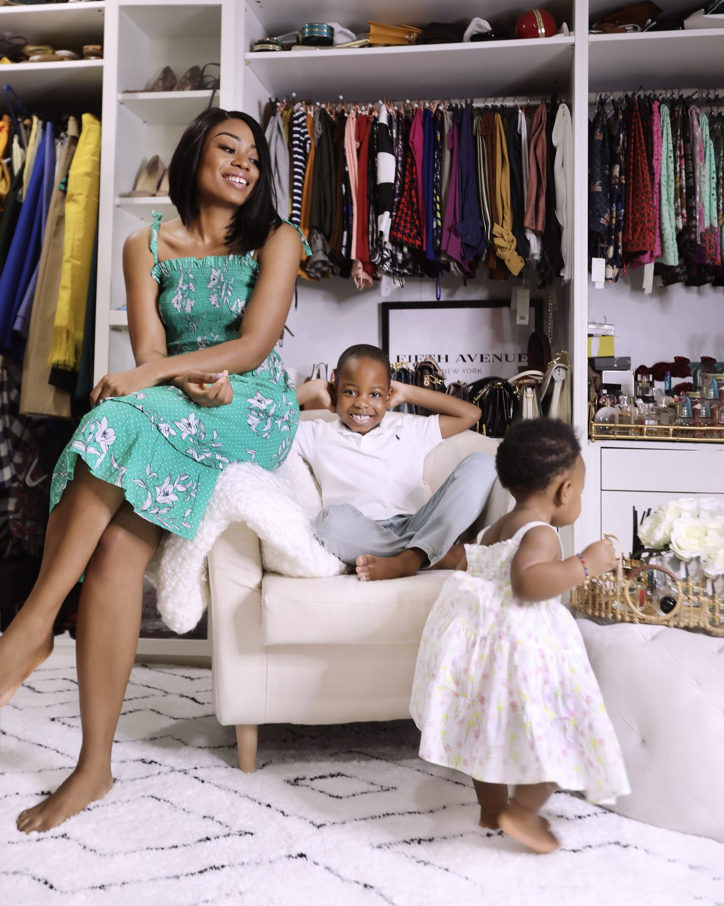 stella-adewunmi-of-jadore-fashion-blog-shares-motherhood-parenting-draper-james-dress