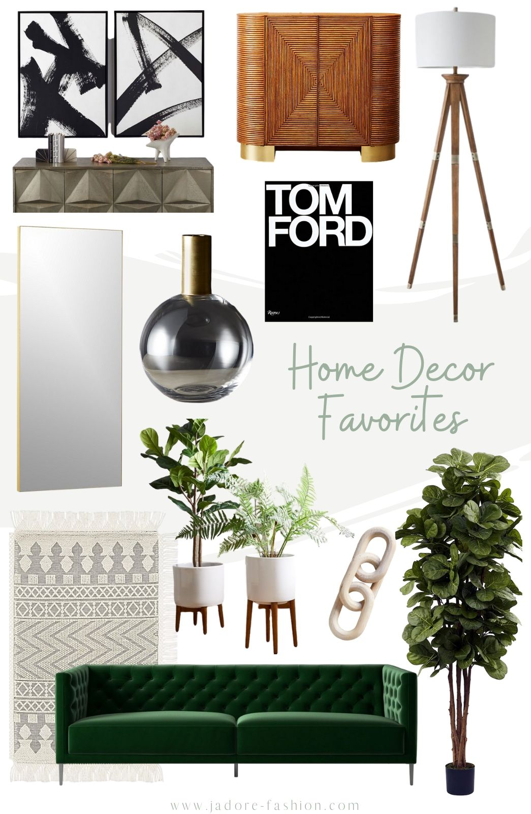 Home Decor Pieces That I Am Loving
