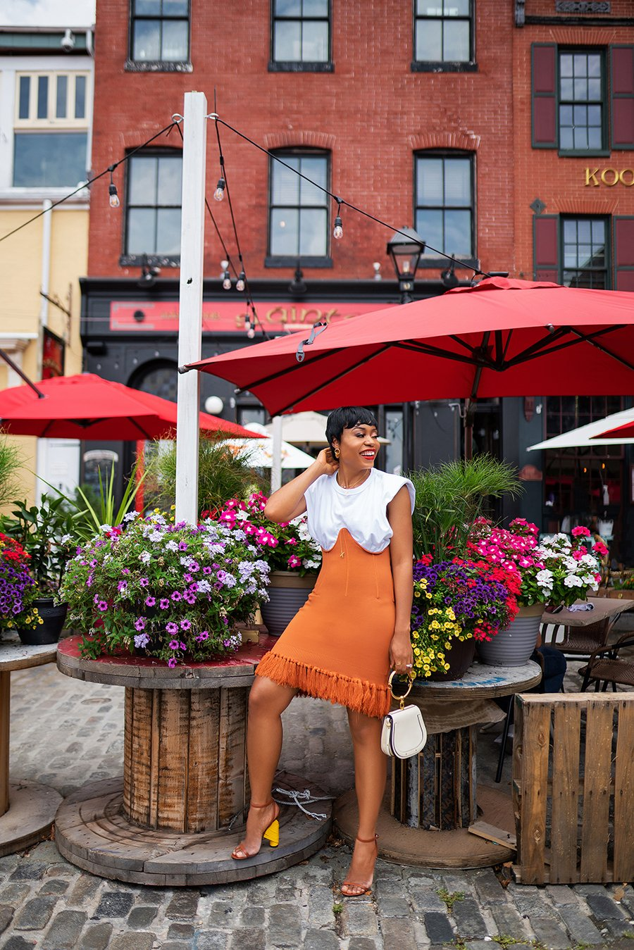 hanifa-corset-skirt-fells-point-baltimore-stella-adewunmi-influencer