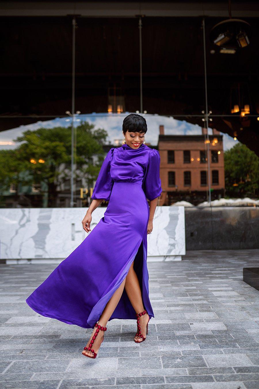 stella-adewunmi-of-jadore-fashion-blog-shares-summer-wedding-guest-dress-statement-Virgos-Lounge-dress