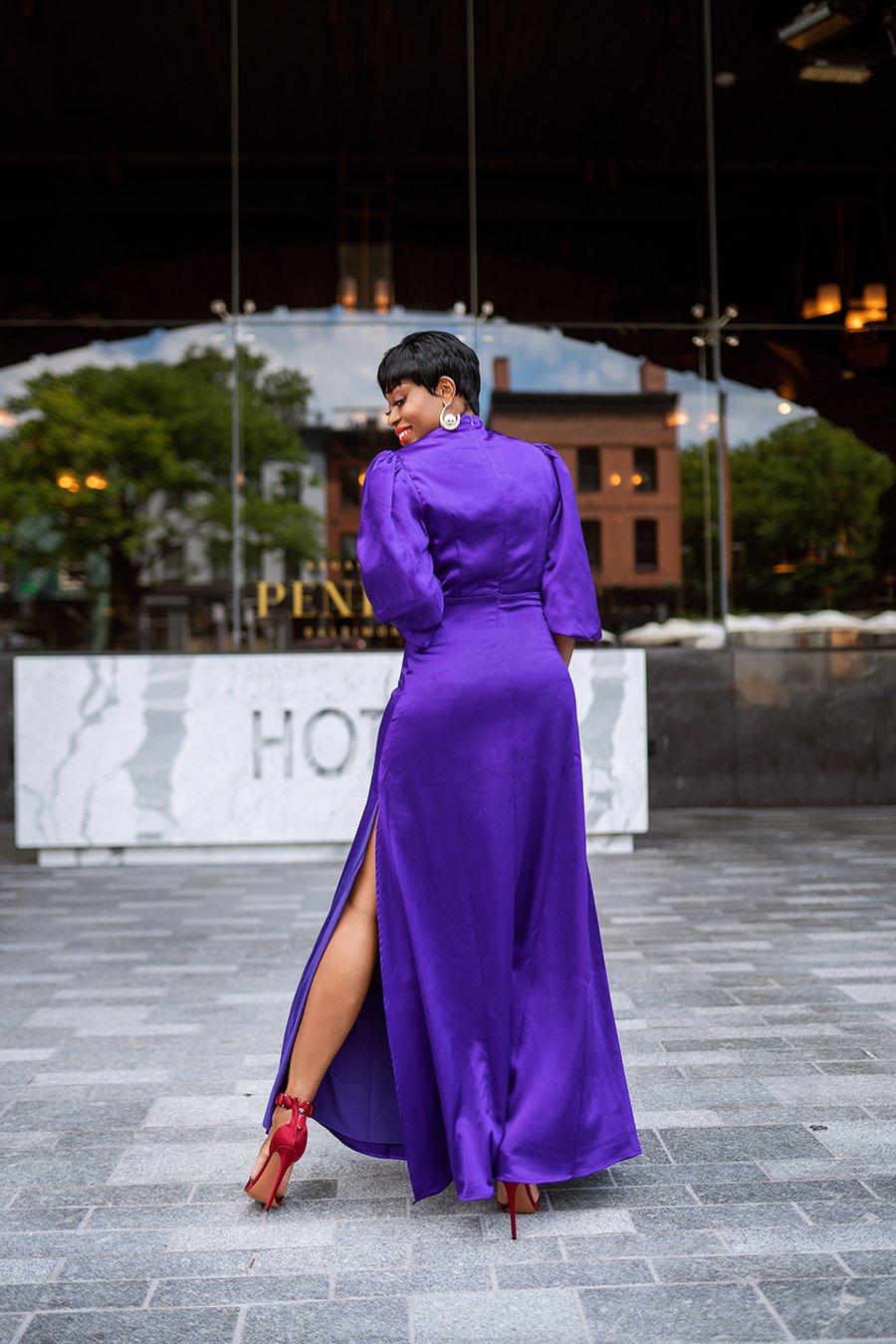 stella-adewunmi-of-jadore-fashion-share-virgos-lounge-vlabel-purple-dress