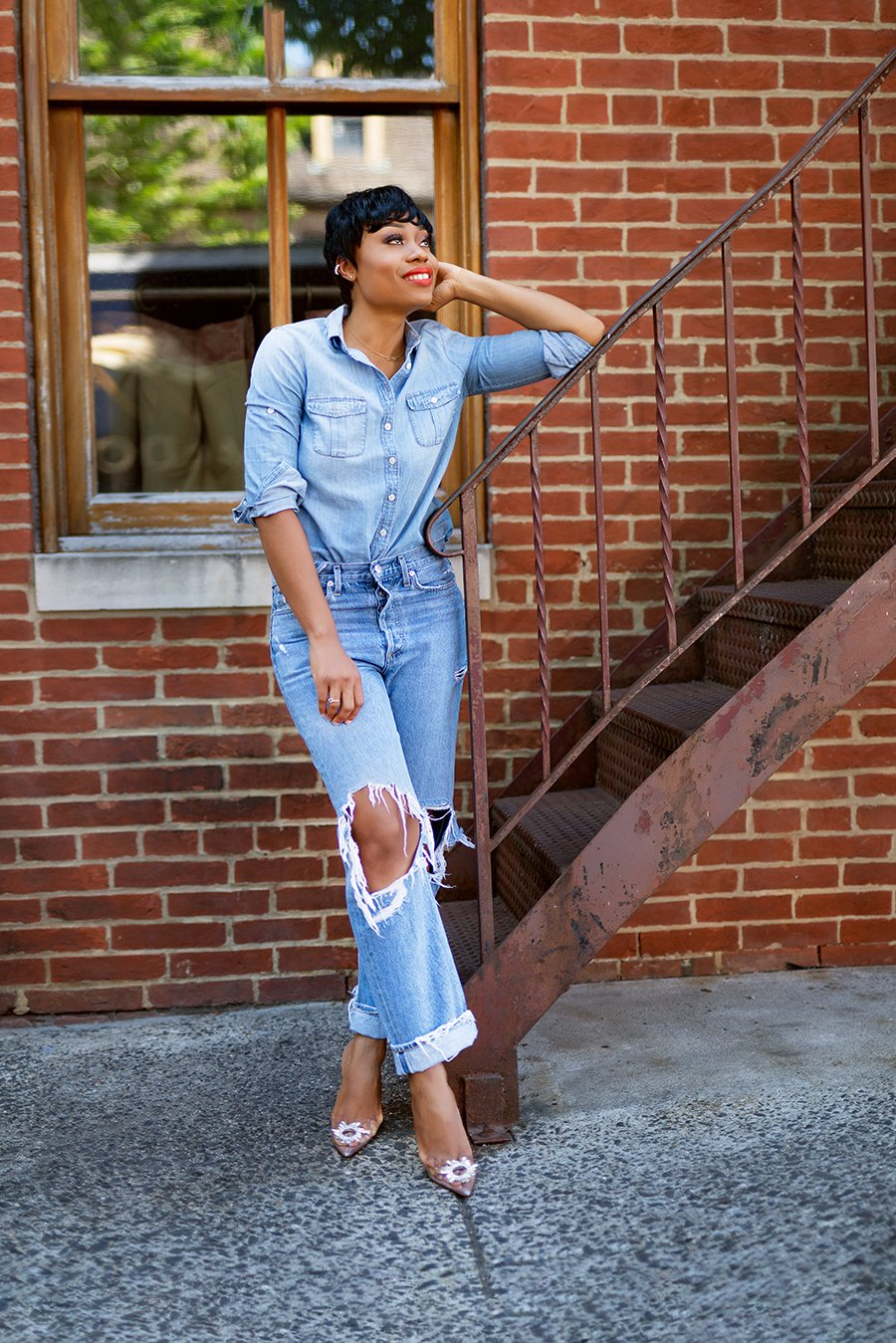 what-to-wear-on-the-weekend-denim-on-denim