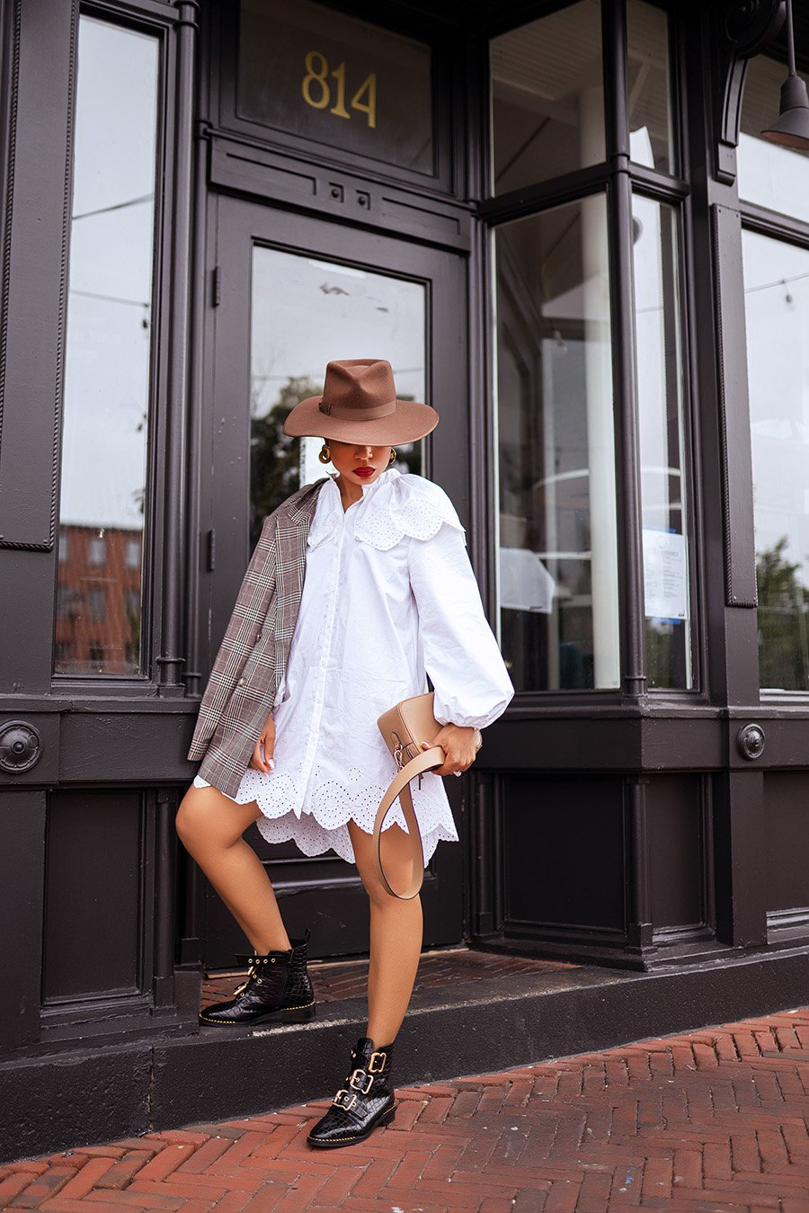 stella-adewunmi-of-jadore-fashion-blog-shares-how-to-transition-your-summer-dress-into-fall
