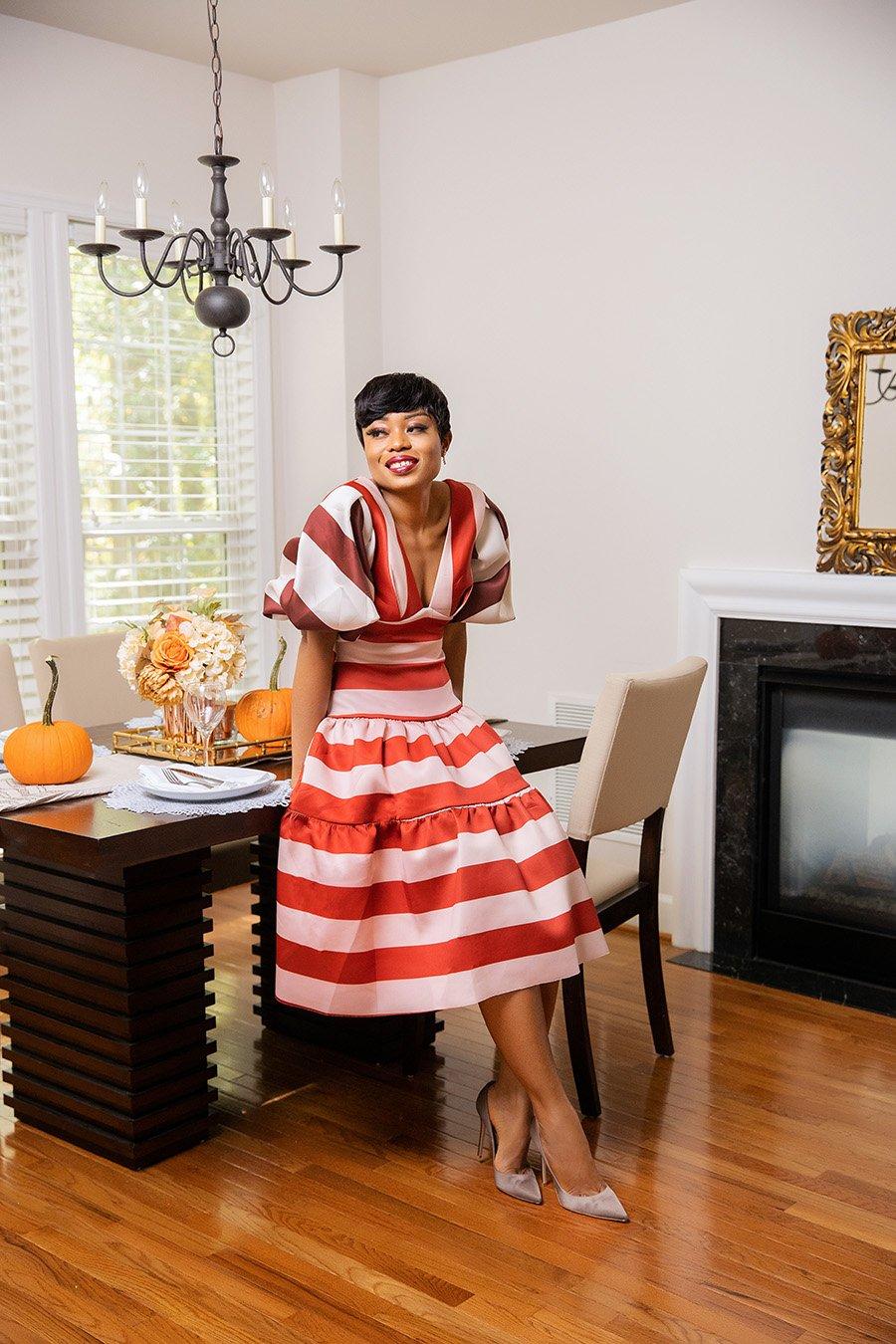 stella-adewunmi-of-jadore-fashion-blog-shares-what-to-wear-thankgiving-day-asos-dress