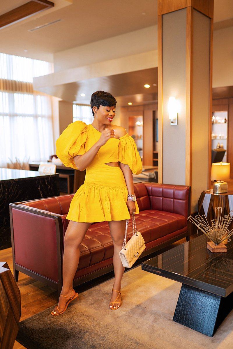 Stella-adewunmi-of-jadore-fashion-blog-share-aje-chateau-mini-dress-the-perfect-spring-dress-to-buy-now