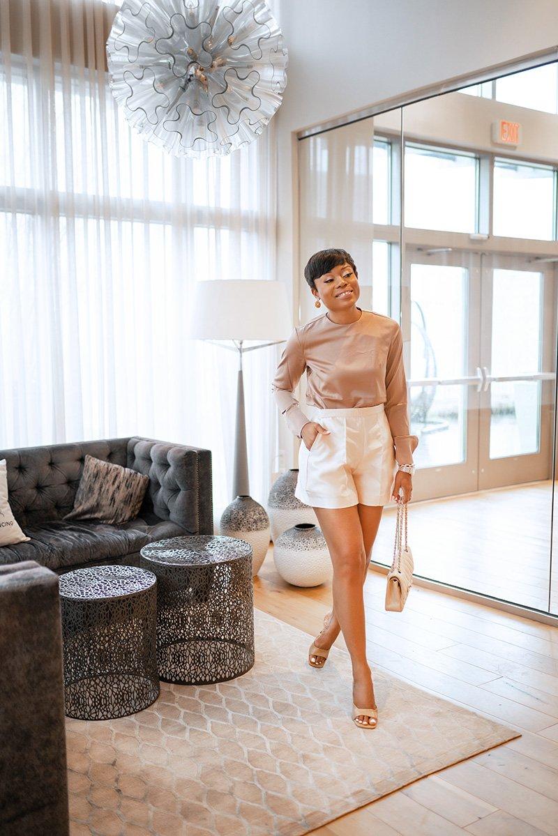 Stella-adewunmi-of-jadore-fashion-blog-share-imad-eduso-eko-shorts-set-neutral-outfit-brunch-style