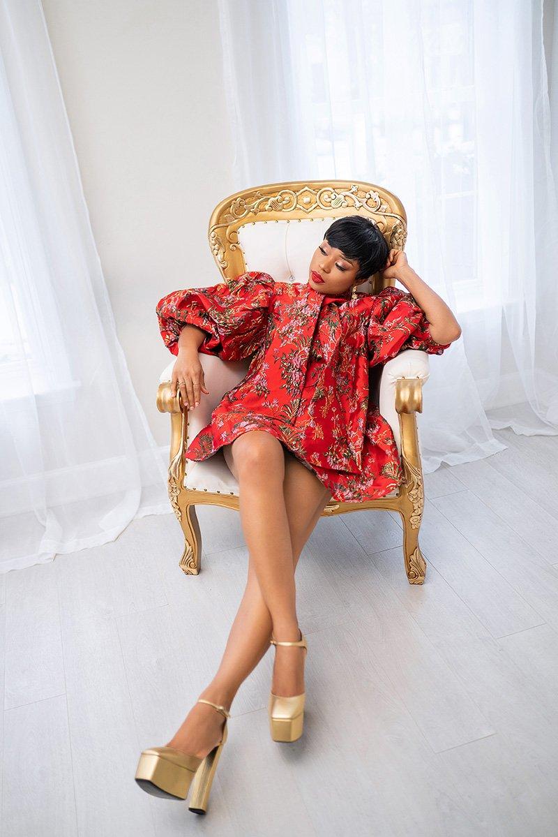 Stella-adewunmi-of-jadore-fashion-blog-share-sister-jane-statement-dress-giusepper-zanotti-shoes